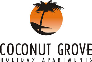 Coconut Grove Holiday Apartments Logo