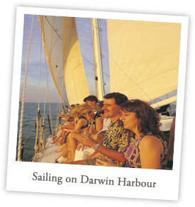 The fabulous Darwin Harbour - Enjoy a cruise